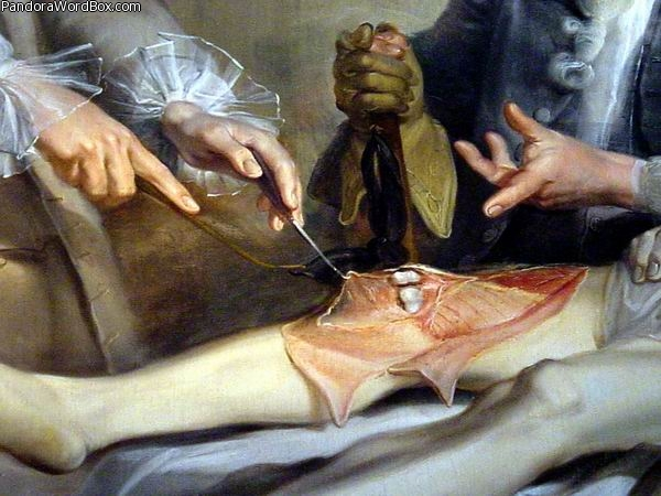 Rembrandt Anatomy Lesson Of Dr Deyman Giftsforsubs